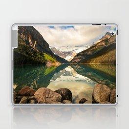 Symmetrical Lake Louise Laptop & iPad Skin