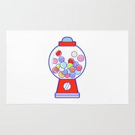 Gum Ball Machine Rug