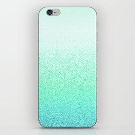 I Dream in Mint iPhone Skin