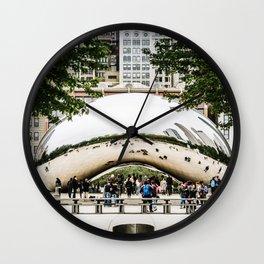 The Bean Wall Clock