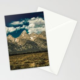 Mountain Summer Escape Stationery Cards