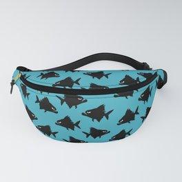 Angry Animals - Piranha Fanny Pack