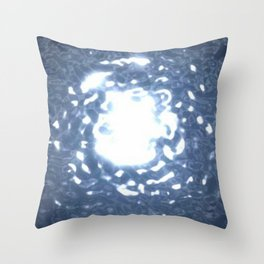 Event Horizon - Stargate Throw Pillow