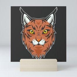 Lynx Mini Art Print
