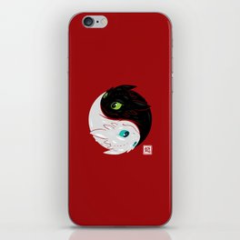 The Furyism iPhone Skin