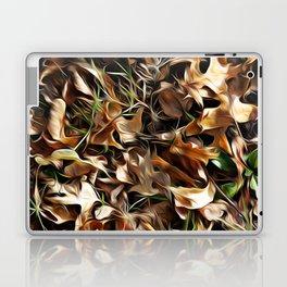Forest Floor Laptop & iPad Skin
