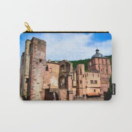 Heidelberg Castle Carry-All Pouch