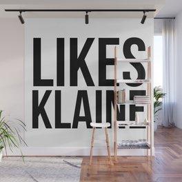 Likes Klaine Wall Mural