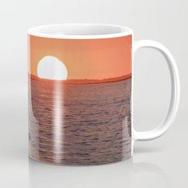 Plum Cove Beach Sunset 7-11-18 Coffee Mug