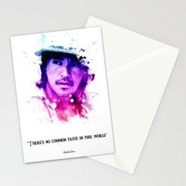 Stephen chow quotes Stationery Cards