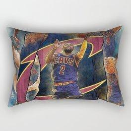 cavaliers Rectangular Pillow