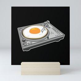 Egg Scratch Mini Art Print