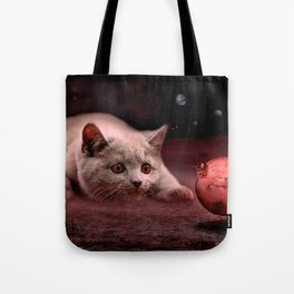 Mouse on Mars Tote Bag