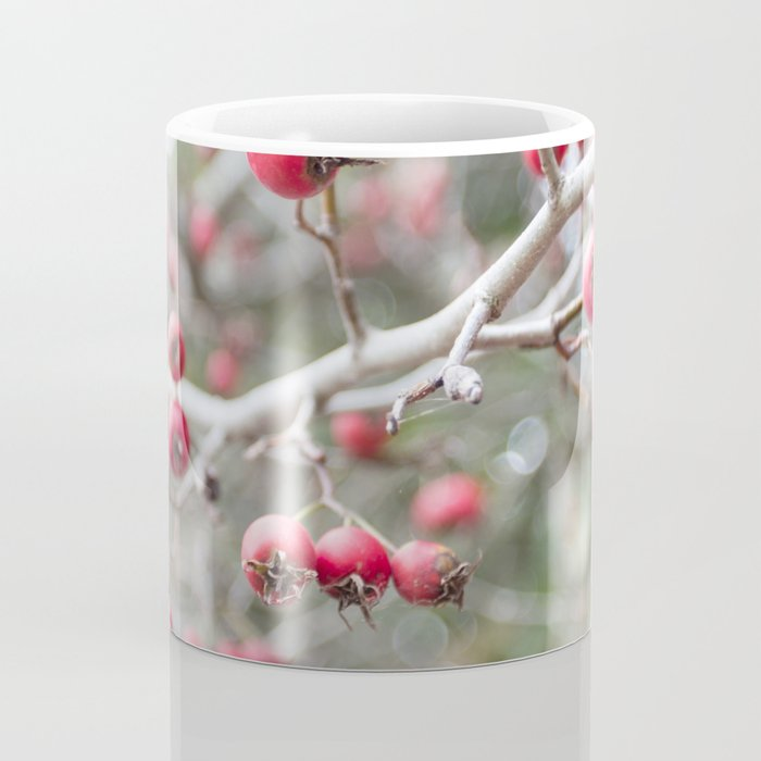 Crab Apples in the Early Winter Coffee Mug