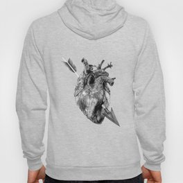 Wounded Heart Hoody