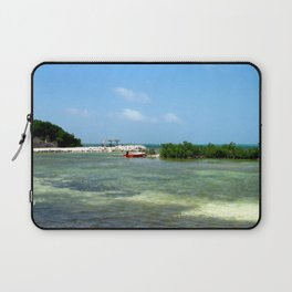 Red Boat Laptop Sleeve