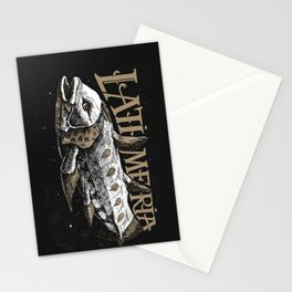 Latimeria Fish Stationery Cards