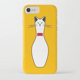 Alley Cat iPhone Case