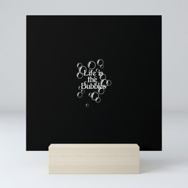 Bubble Mini Art Print