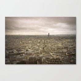 Paris - Montmartre Canvas Print