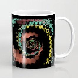 Fall TGS Fractal Abstract Coffee Mug