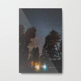Base Camp - Coconino NF, Arizona Metal Print