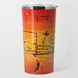 Hot Aurora Travel Mug