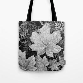 Ansel Adams - Leaves Tote Bag