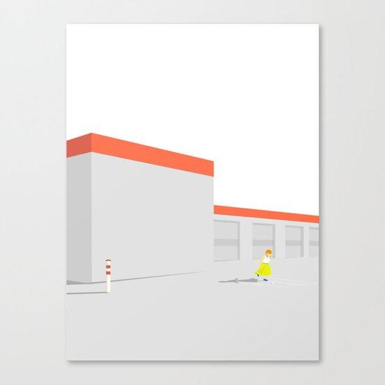 HINKERUDE Canvas Print