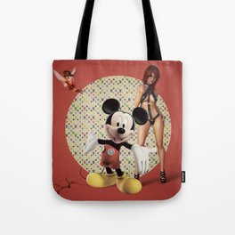 It's Showtime Tote Bag