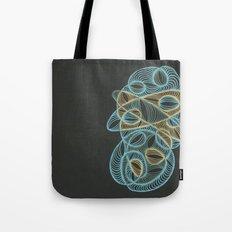 Large Nebula One Tote Bag