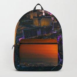 Sunset in Vegas Backpack