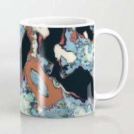 An elegant fall Coffee Mug
