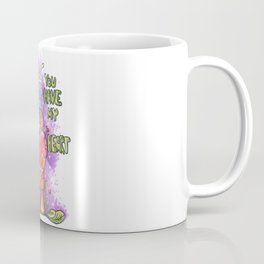 You have my heart! From the Eddie the voodoo doll series print. Coffee Mug
