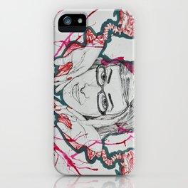I like birds iPhone Case