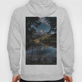 Lake Mood - Landscape and Nature Photography Hoody