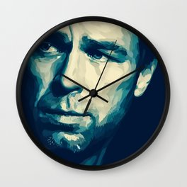 Chris Argent Wall Clock