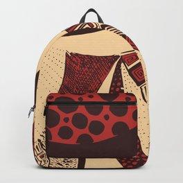 ust doodling- phase 1 Backpack
