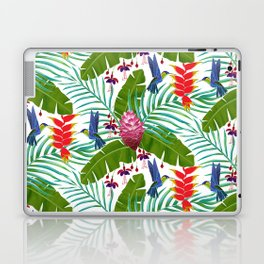 Hummingbird in the Rainforest Laptop & iPad Skin