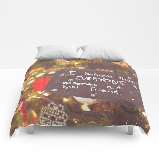 I believe Comforters