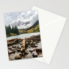 Maroon Bells - Colorado Stationery Cards