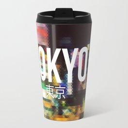 Tokyo - Cityscape Travel Mug