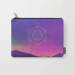 Dodecahedron  Carry-All Pouch