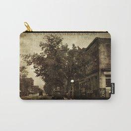 Washington Street Scene Carry-All Pouch