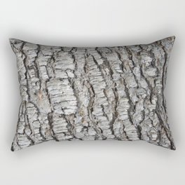 TEXTURES -- Spruce Bark Rectangular Pillow