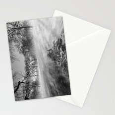 In The Blizzard Stationery Cards