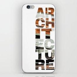 Architecture_Achitec-true iPhone Skin