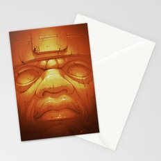 Olmeca II. (Gold) Stationery Cards