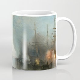 "J.M.W. Turner ""Keelmen Heaving in Coals by Moonlight"" Coffee Mug"