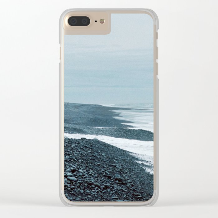 division of responsibility Clear iPhone Case